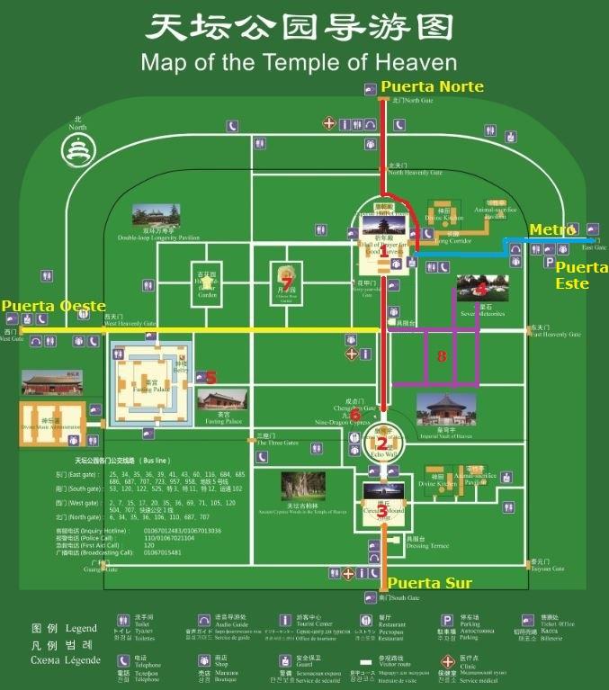 Mapa del Parque y Templo del Cielo.JPG