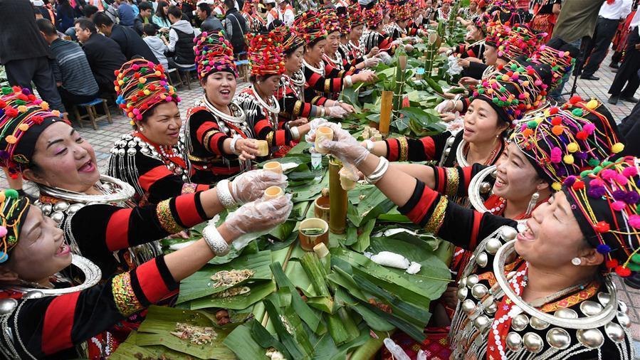 Festivales de los Jingpo