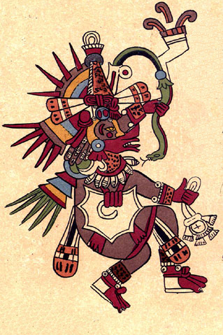 Quetzalcóatl, serpiente emplumada. 1.jpg