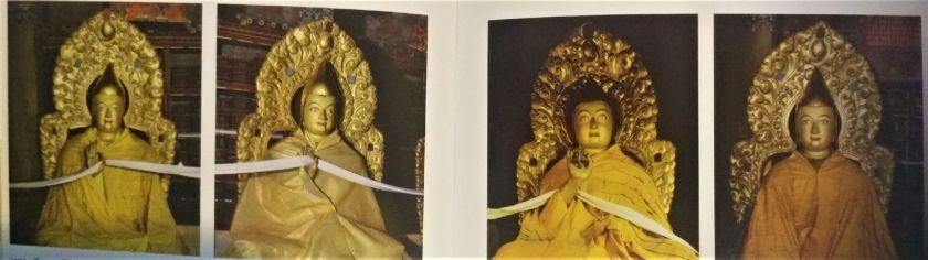 Dalai Lama del I al IV