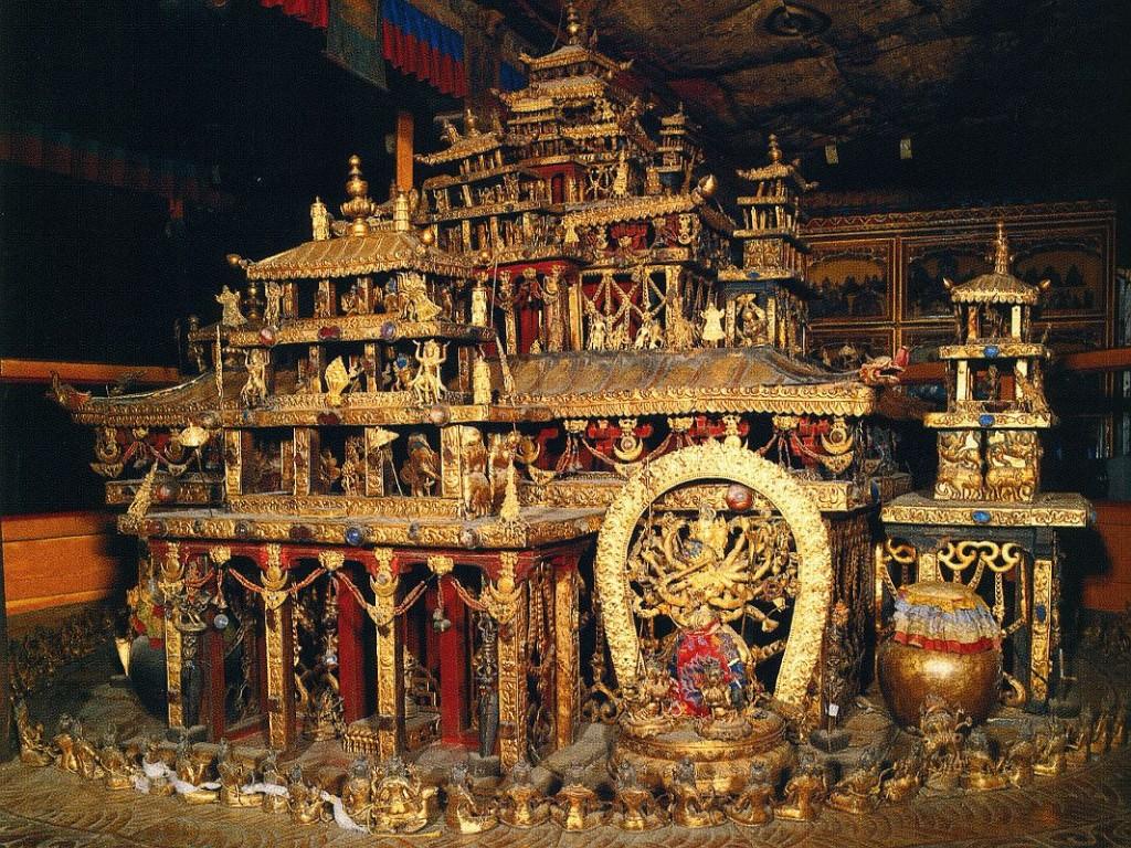 Mandala Kala Chakra