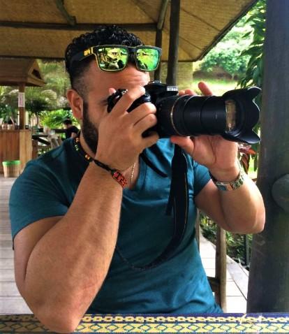 Alain Piñeiro. Viajes en Chancletas. Chiang Mai 1..jpg