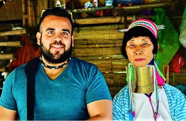 Alain Piñeiro. Viajes en Chancletas. Chiang Mai 2..jpg