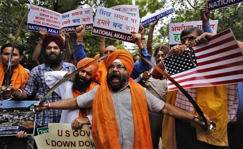 India Sij Protests