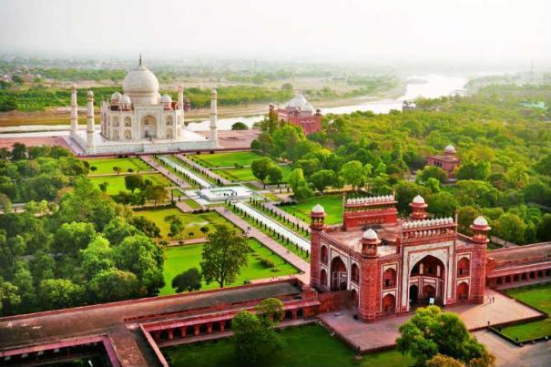 Taj Mahal 28
