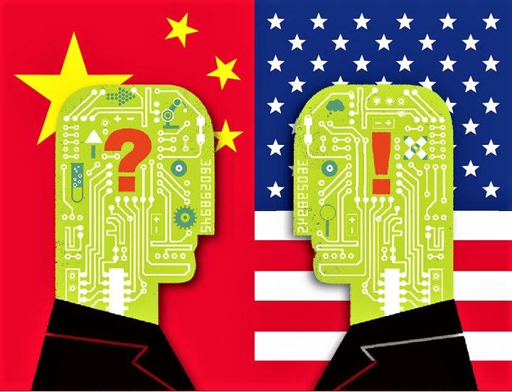 China vs Estados Unidos 1